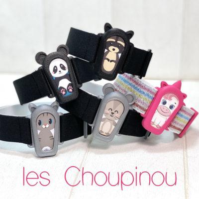 Brassard Dexcom G6 Choupinou